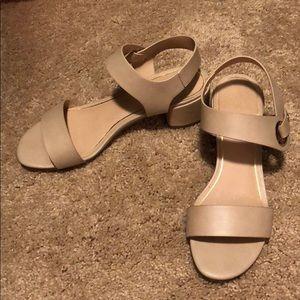 Topshop Low Block Heels